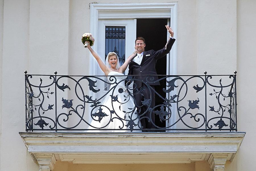 Hochzeitsfotograf Potsdam - Trauung im Schloss Blankensee